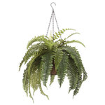 Fully Assembled Fern Hanging Basket by OakRidge™