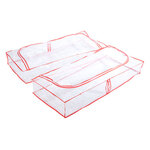 Underbed Storage Chests, Set of 2