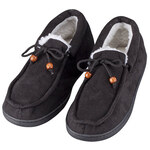 Mens Indoor/Outdoor Memory Foam Moccasins
