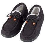 Womens Indoor/Outdoor Memory Foam Moccasins
