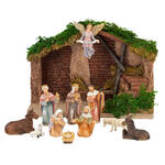 Nativity Scene, Set of 11