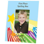 Personalized Shoot For The Stars Frame Vertical