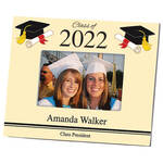 Personalized Cap & Scroll Graduation Frame