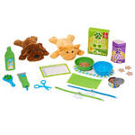Melissa & Doug® Feeding & Grooming Pet Care Play Set