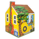 Melissa & Doug® Cardboard Indoor Playhouse