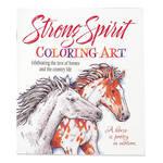 Strong Spirit Coloring Book