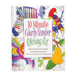 10 Minute Color by Number
