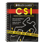Brain Games® CSI Puzzle Book