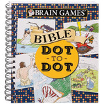 Brain Games® Bible Dot-to-Dot