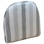 Liza Stripe Chair Pad