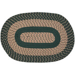 Two-Tone Country Braided Rug by OakRidge        XL