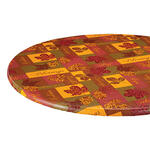 Falling Leaves Blessings Elasticized Table Cover