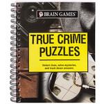 Brain Games® True Crimes Puzzle Book