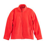 Coral Fleece Jacket