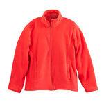 Coral Fleece Jacket