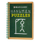 Brain Games® Hangman Puzzles Book