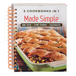 Made Simple 3 Cookbooks in 1