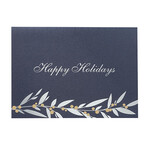Holiday Berries Christmas Card Set of 18