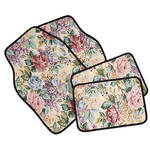 Tapestry Car Mats, Set of 4