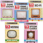Brain Games™ TV Guide Word Search, Set of 5