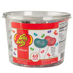 Jelly Belly® 40-Count Lollipop Tub