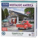 Nostalgic America Summer Fill Up Puzzle, 550 pieces