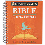 Brain Games®  Bible Trivia Puzzles