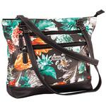 B.Amici™ Viola RFID Floral Leather Tote