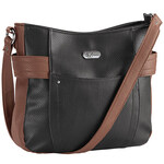 B.Amici™ Emily RFID Essential Leather Shoulder Bag