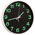 Glow-in-the-Dark Wall Clock