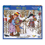 First Kiss Puzzle 1,000 Pcs