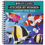 Brain Games® Sticker by Number