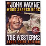 The John Wayne Word Search Book