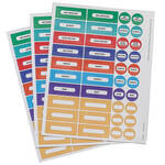 Medicine Bottle Labels -Set of 120