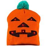 Lighted Jack-O-Lantern Hat