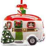 Vintage Camper Ornament Trinket Box