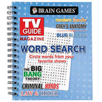 Brain Games®  TV Guide word search