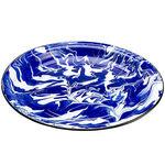Blue Marble Enamelware 16