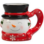 Holiday Mug Snowman