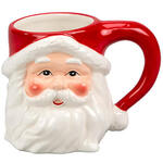 Holiday Mug Santa