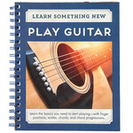 Learn Something New Play Guitar Book