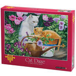 Cat Daze Puzzle, 1,000 pieces