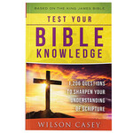 Test Your Bible Knowledge Book