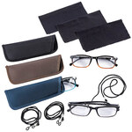 Reading Glasses & Accessory, Set of 12