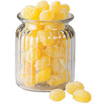 Lemon Sanded Candy, 6 oz.