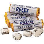 Reeds Peppermint 1.01 oz. Set of 6