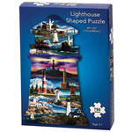 Lighthouse Shaped Puzzle, 790 Pieces
