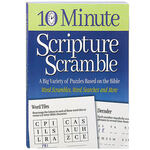 10 Minute Scripture Scramble