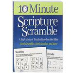 10 Minute Scripture Scramble