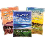 Prayers God Always Answers Books, Set of 3